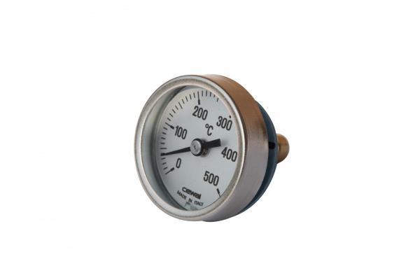 Thermomètre 500° pour four à tarte flambée